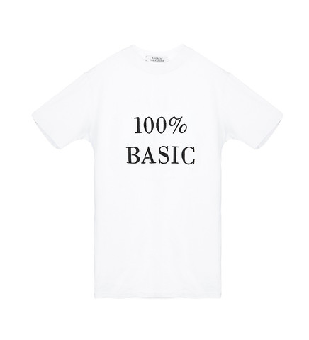 100% BASIC T-SHIRT